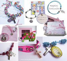 En El Recien Nacido hemos abierto una nueva sección en la que tenemos un montón de regalitos personalizados para comunión.