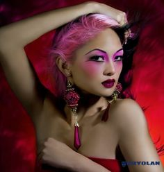 Kryolan Professional Make-up - Gallery - We Color The World