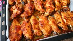 Chicken Wing Sauces, Baked Chicken Legs, Fried Chicken Wings, Chicken Recipes, Appetizer Recipes, Appetizers, Sauce Recipes, Mexican Food Recipes, Food To Make