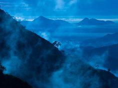 Morning Mist, Knuckles Range