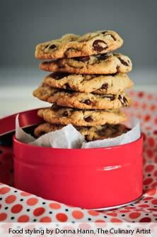 Chocolate Chip Cookie Recipe {gluten and dairy free}