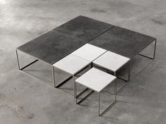 Coffee tables | Tables | Pequeñas Arquitecturas. Check it out on Architonic
