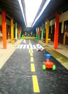 Escola abre as portas nesta sexta-feira com culminância de projeto sobre trânsito | Amazônia Brasil Rádio Web