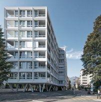 Wohnanlage in Locarno / Raster am See - Architektur und Architekten - News / Meldungen / Nachrichten - BauNetz.de
