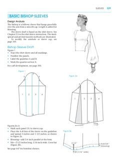 Sensational Tips Sewing Pattern Ideas. Brilliantly Tips Sewing Pattern Ideas. Techniques Couture, Sewing Techniques, Sewing For Beginners, Sewing Basics, Basic Sewing, Dress Sewing Patterns, Clothing Patterns, Sewing Sleeves, Modelista