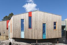 Waldorf School | Architect Magazine | LINK ARKITEKTUR, Fredrikstad, NORWAY, Education, New Construction, Modern, Other, Kebony Character Cladding