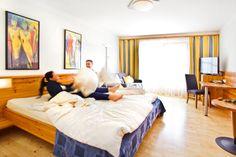 http://www.binggl.com/zimmer-hotel-lungau.html Zimmer im 4-Sterne Hotel Garni Binggl