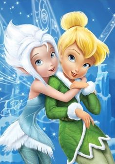 tinkerbell and friends periwinkle - Google Search