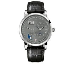 Introducing: The A. Lange & Söhne Lange 1 Tourbillon Perpetual Calendar Now In White Gold With Grey Dial