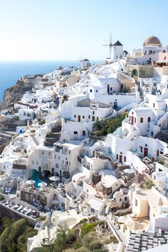 We're spotlighting the 22 most beautiful cities in Europe. Get a glimpse of them here and then plan your dream Euro trip. Cities In Europe, World Cities, Greece Vacation, Greece Travel, Places To Travel, Places To See, Santorini Island, Santorini Greece, Strip