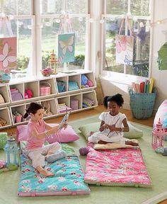 Girl playroom
