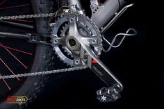 KGS / Eriksen Custom Mountain Bike