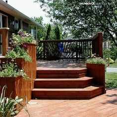 Find This Pin And More On Multilevel Deck And Porch Ideas By Archadeckstl. Great Pictures