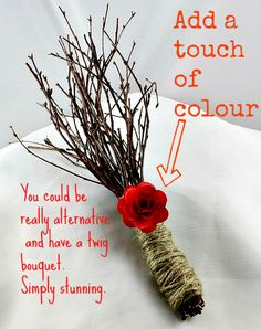 Twigs Bouquet