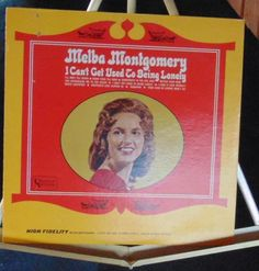 Melba Montgomery Lp I Can't Get Used To Be Lonely Near Mint #AlternativeCountryAmericanaContemporaryCountryEarlyCountryNashvilleSoundTraditionalCountry