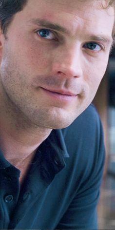 sanguis-potestas-est: Jamie Dornan as Christian Grey on set of FSOG The face of Christian Grey