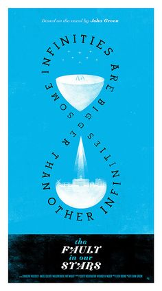 Infinity Hourglass The Fault in Our Stars Alternative by ZHDxART
