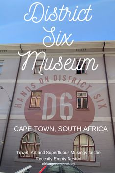 District Six Museum is a museum in the former inner-city residential area in Cape Town, South Africa in an old Methodist church.   Founded in 1989, the District Six Foundation serves as a memorial to the forced movement of 60,000 inhabitants of various races in District Six during Apartheid in South Africa in the 1970s. #CapeTown #SouthAfrica #DisctrictSix #mytraveldiary #traveladdict #museums #history