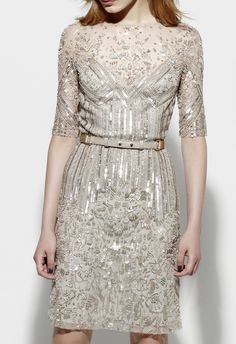 Elie Saab glorious for MOB