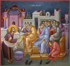 Michael ALEVYZAKIS was born in Rethymno, Crete, in has been involved in painting since with F. Orthodox Catholic, Catholic Art, Religious Art, Byzantine Icons, Byzantine Art, Holy Thursday, Christian Artwork, Russian Icons, Jesus Art