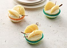 Butterfly Cupcakes via @iquitsugar