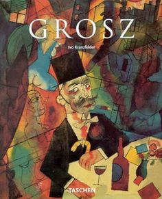 Art Loustal : Jacques de Loustal / George Grosz  ~Via Don Johnson