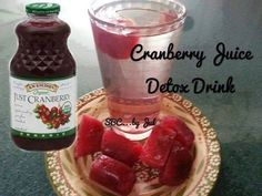 100% Cranberry Juice has many benefits!!   This Cranberry Juice can be costly. To keep it fresh pour into ice cube trays and freeze. Once they are frozen store in a sealable bag or dish and keep in the freezer. Add one cube in each glass of water you drink during the day.  ►The cranberry is an antioxidant-rich fruit that helps to flush out the digestive system. Cranberries have been used in detox...ification recipes for years to cleanse the lymphatic system of fat. A glass of cranberry…