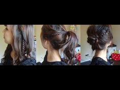 3 Cute Braided Hairstyles