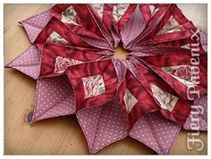 Origami Candle Mat