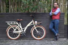 Blending the features found in both a city and cargo bike, the C-Class bicycle from Ariel Rider is meant for city commuters and their various needs.