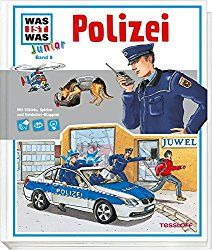 Geschenkideen zum vierten Geburtstag für Jungs und kleine Polizistinnen ;-)