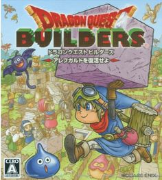 Dragon Quest Builders PC [2016] [Español]