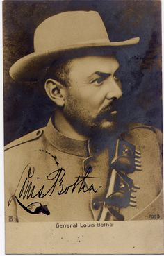 This Day in History: Sep 27 Gen. Louis Botha soldier statesman and first prime minister of the Union of South Africa is born. World History, World War, Union Of South Africa, First Prime Minister, British Soldier, British Army, British Colonial, Dutch Colonial, Influenza