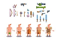 My Pixel Stuff #1 on Behance