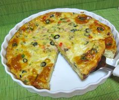 Good Food, Yummy Food, Romanian Food, Cooking Recipes, Healthy Recipes, 30 Minute Meals, I Foods, Quiche, Breakfast Recipes