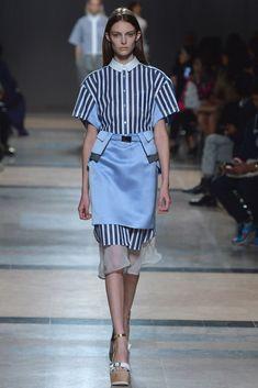 Sacai Spring 2014 Ready-to-Wear Collection Photos - Vogue