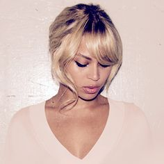 Beyonce Debuts Bangs Just in Time for 34th Birthday: Hairstyle Photo - Us Weekly