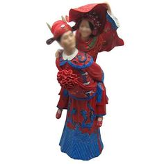 Chinese-Style Wedding Bobbleheads 12 Inch, buy Chinese-Style Wedding Bobbleheads 12 Inch - likenessme.com