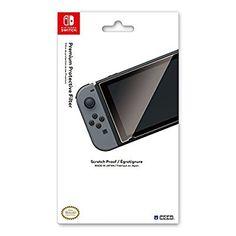 HORI Switch Premium Screen Filter (Nintendo Switch)