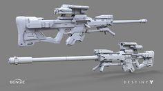 randomghost:  Sniper rifles of Destiny [B] [C] [Patience and...