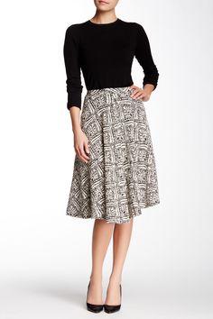 Jacquard Skirt by Four Stars on @nordstrom_rack