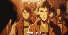 i'm sorry, misakhi: The truth about Marco's death.