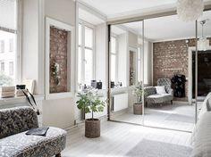 makuuhuone-sisustus-peilikaappi