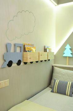 Ideias dormitório de crianças - Basteln - #basteln #Crianças #dormitório #idéias
