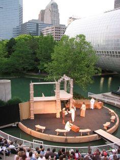 Oklahoma Shakespeare in the Park | TravelOK.com - Oklahoma's Official Travel & Tourism Site