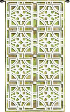 Fretwork Wall Tapestry at AllPosters.com