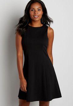 07bd6fa6739 Ponte dress. Maurices Clothing StoreTrendy DressesCute ...