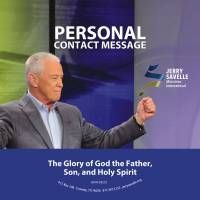 The Glory of God the Father, Son, and Holy Spirit (Savelle)
