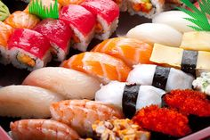 instead of for sushi for 2 inc. 36 pieces of sushi to share & green tea each at Koi Sushi & Noodle Bar, Hampstead - save Mr Sushi, Sushi Cafe, Sushi Buffet, Sushi Platter, Avocado Roll, Roasted Ham, Lunch Items, Noodle Bar, Best Sushi