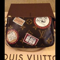 """Spotted while shopping on Poshmark: """"Louis Vuitton Trunks✋HOLD""""! #poshmark #fashion #shopping #style #Louis Vuitton #Accessories"""